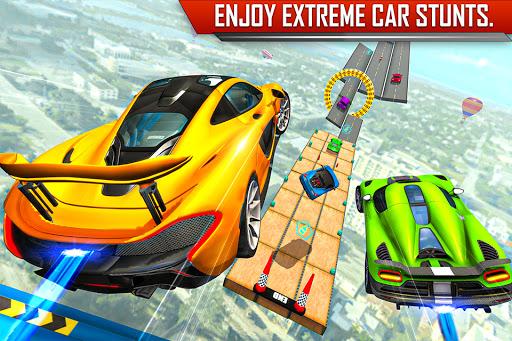 Mega Ramp Car Stunt Games 3d  screenshots 1