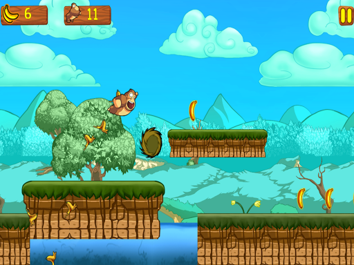 Banana King Kong - Super Jungle Adventure Run 3.1 screenshots 18