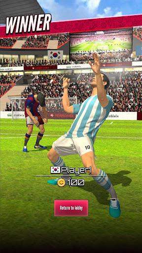 Soccer Championship-Freekick apkpoly screenshots 5