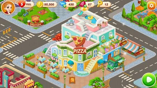 Crazy Diner: Crazy Chef's Kitchen Adventure Mod Apk 1.0.11 (Unlimited Currency) 6