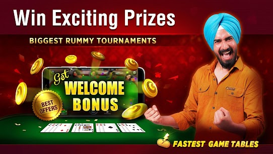 Ultimate Rummy Mod APK [Unlimited Chips/Cash] Latest For Android 8