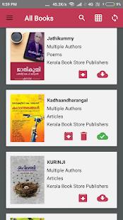Kelkkam - KBS eBook Reader und Audio Books Player