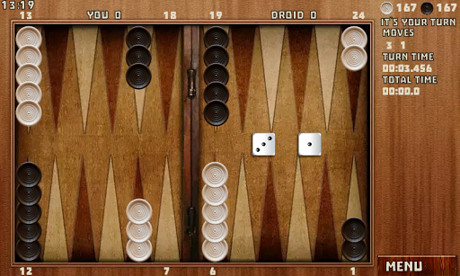 Backgammon Pack : 18 Games 6.247 screenshots 1
