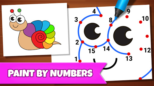 Drawing Games: Draw & Color For Kids  screenshots 6