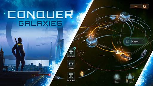 Stellaris: Galaxy Command, Sci-Fi, space strategy  screenshots 3