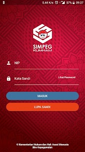 SIMPEG KUMHAM 2.5 Mod Android Updated 1