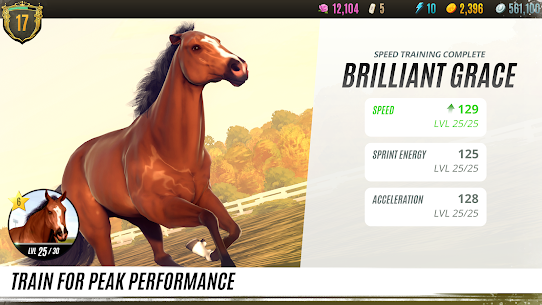 Rival Stars Horse Racing (MOD, Weak Opponents) 4