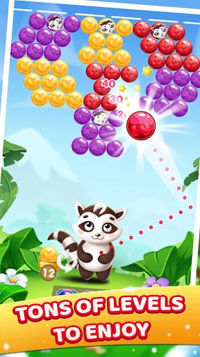 Raccoon Bubbles  screenshots 2
