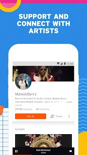 SoundCloud – Play Music, Audio & New Songs 4