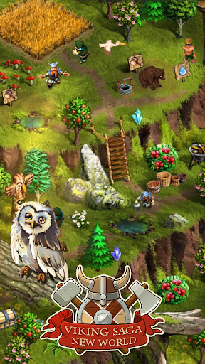Viking Saga 2: New World  screenshots 5
