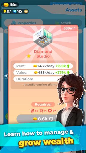 Millionaire Tycoon: World 1.0.6 screenshots 2
