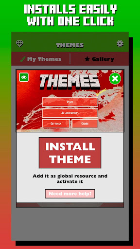Themes for Minecraft Free screenshots 3