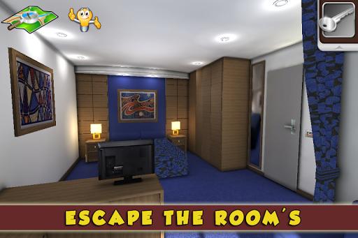 Can you escape 3D: Cruise Ship 1.7 screenshots 1