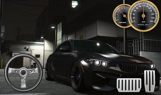 Drive BMW M2 - City & Parking