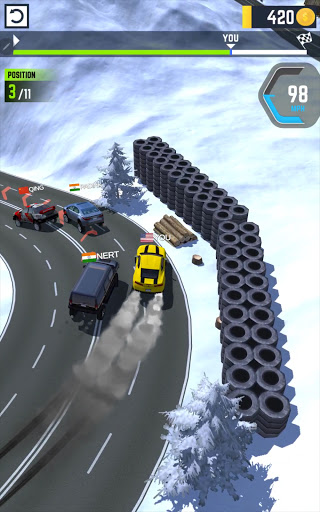 Turbo Tap Race modavailable screenshots 12