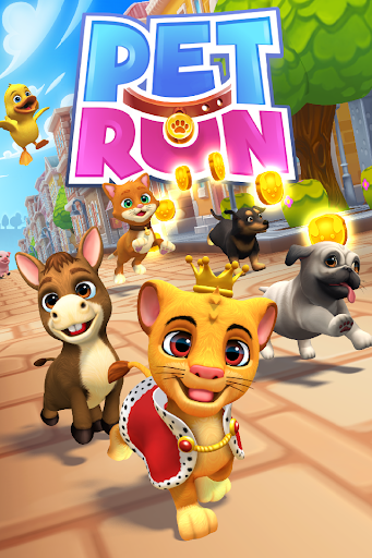 Pet Run - Puppy Dog Game 1.4.17 screenshots 2