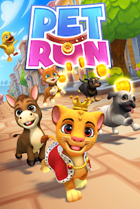 Pet Run – Puppy Dog Game MOD APK (Unlimited Coins) 2