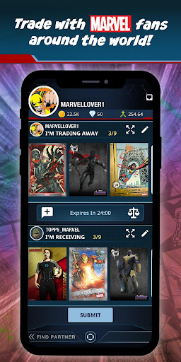 Marvel Collect! by Topps Card Trader 14.3.1 screenshots 2
