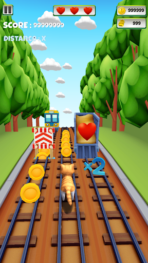 Cat Run 3D 2.0 screenshots 12