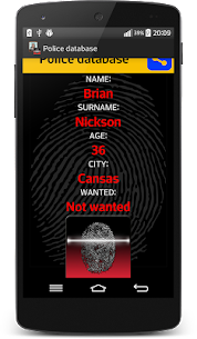 Police database simulation  For Pc | How To Download  – Windows 10, 8, 7, Mac 1