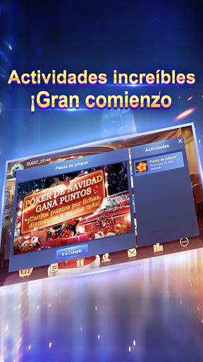 Texas Poker Español (Boyaa) 6.2.0 screenshots 2