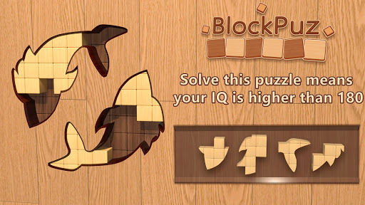 BlockPuz: Jigsaw Puzzles &Wood Block Puzzle Game  screenshots 23