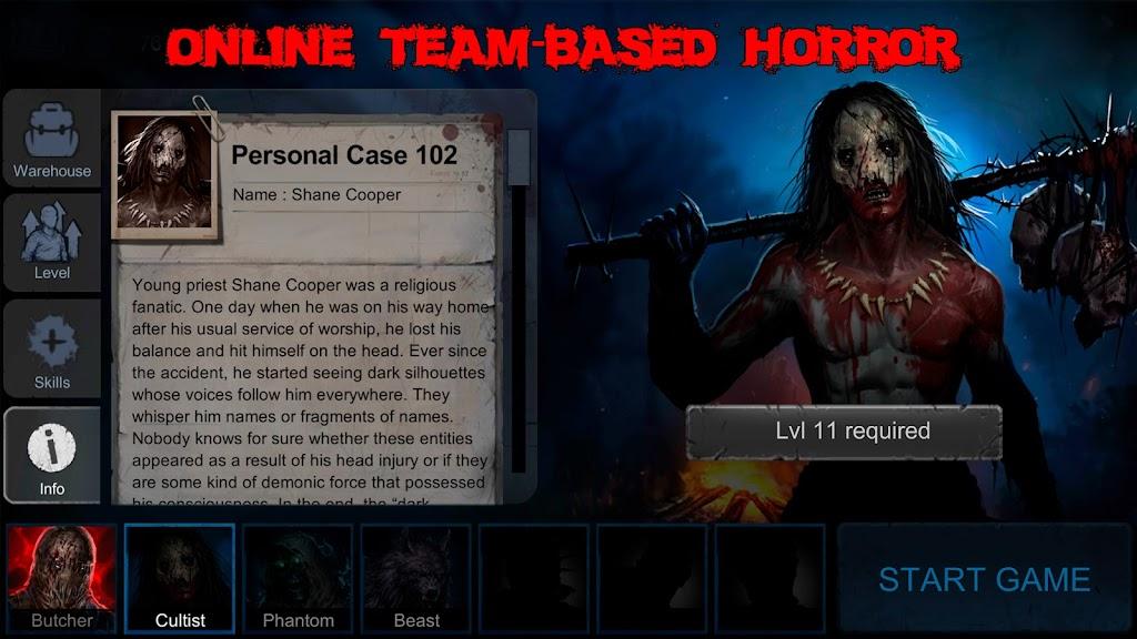 Horrorfield Multiplayer horror  poster 1
