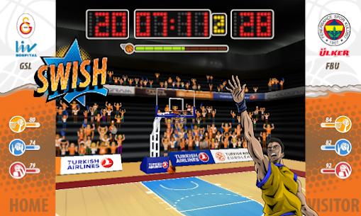 Turkish Airlines Euroleague  For Pc (Download In Windows 7/8/10 And Mac) 1