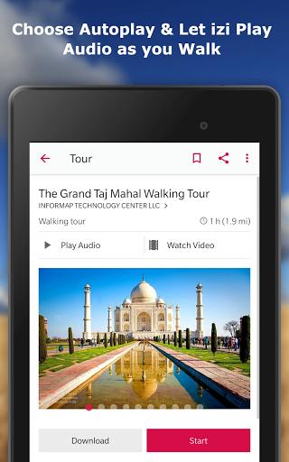izi.TRAVEL: Get Audio Tour Guide & Travel Guide 6.3.16.477 Screenshots 23