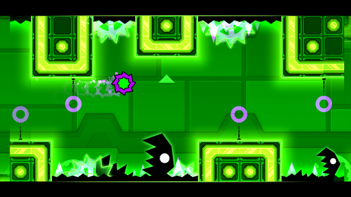 Code Triche Geometry Dash Meltdown (Astuce) APK MOD screenshots 4