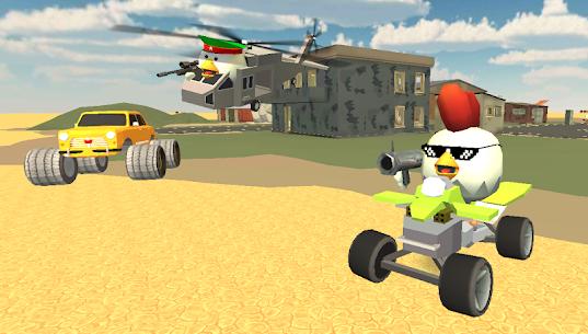 Chicken Gun MOD (Unlimited Money) 5