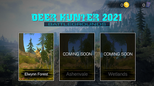 Deer Hunter: Wild Safari 1.0.3 screenshots 15