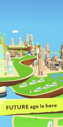 Evolution Idle Tycoon - Earth Builder Simulator  screenshots 8