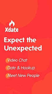 Dating & Hookup Finder App for Adult Friend: Xdate 1.0.1