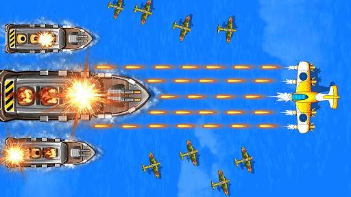 Strike Force- 1945 War 5.4 screenshots 3