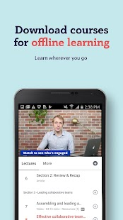 Udemy for Business Screenshot