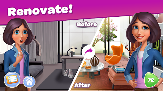 Mary's Life: A Makeover Story MOD (Unlimited Money) 2