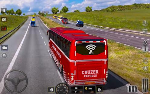 Euro Coach Bus Simulator 2020 : Bus Driving Games Unlimited Money