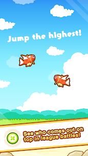 Pokémon  Magikarp Jump Apk 3