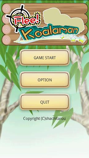 flee!koalaman screenshot 2