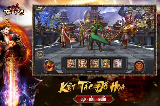 Tuyu1ec7t u0110u1ec9nh Tam Quu1ed1c - Tuyet Dinh Tam Quoc 1.0.52 screenshots 9