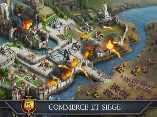 Télécharger gratuit Gods and Glory: War for the Throne APK MOD 2
