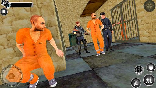Télécharger gratuit Great Jail Break Mission - Prisoner Escape 2019 APK MOD 2