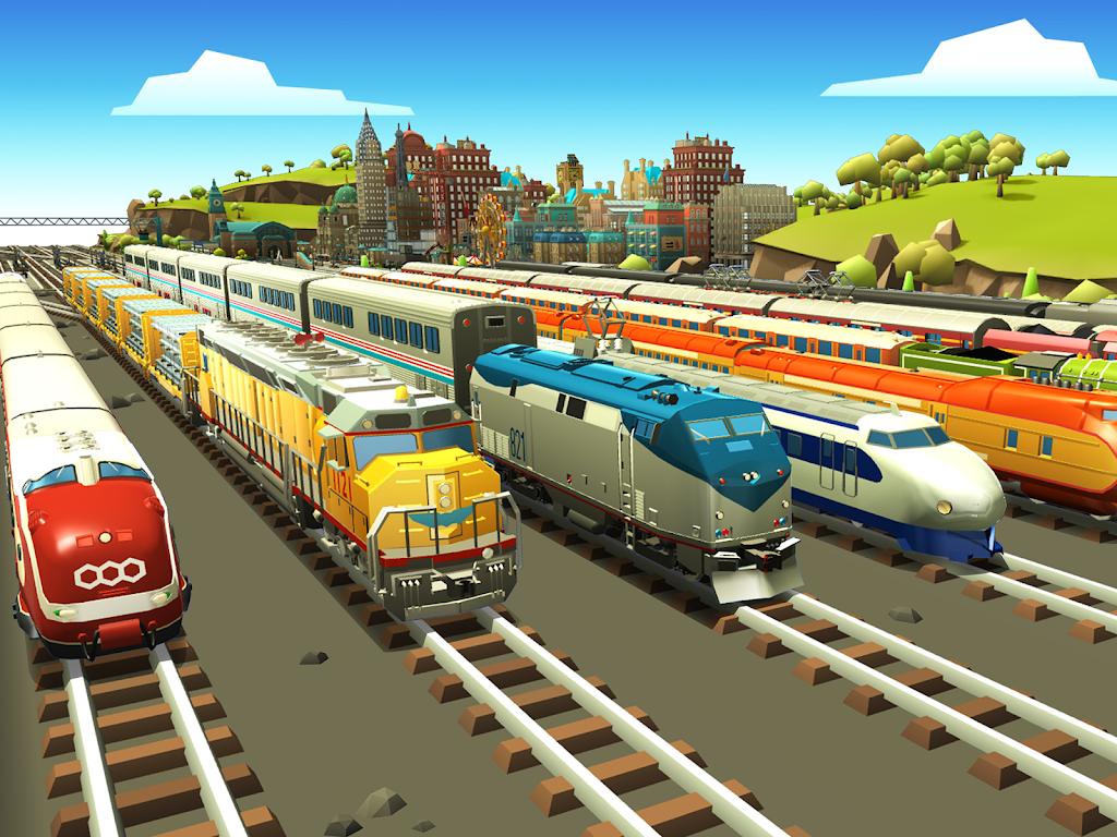 Train Station 2: Railroad Tycoon & Train Simulator poster 2