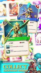 Match & Slash: Fantasy RPG Puzzle MOD APK 1.0.1 (ADS Free) 2