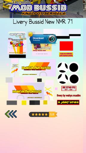 Download Mod Bussid Knalpot Serigala 1.0 Screenshots 5