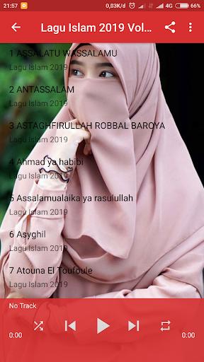 Lagu Islam Terlengkap screenshots 2