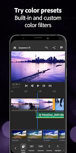 Adobe Premiere Rush MOD APK (Premium Subscription) 6