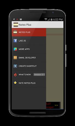 NOTES 1.27 Screenshots 5