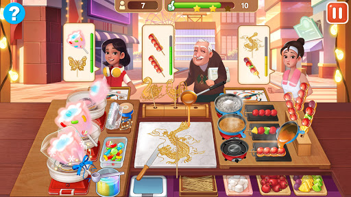 Breakfast Story: chef restaurant cooking games apktreat screenshots 2